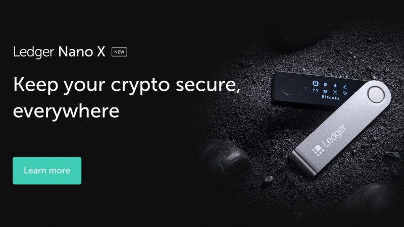 ledger nano x setup guide