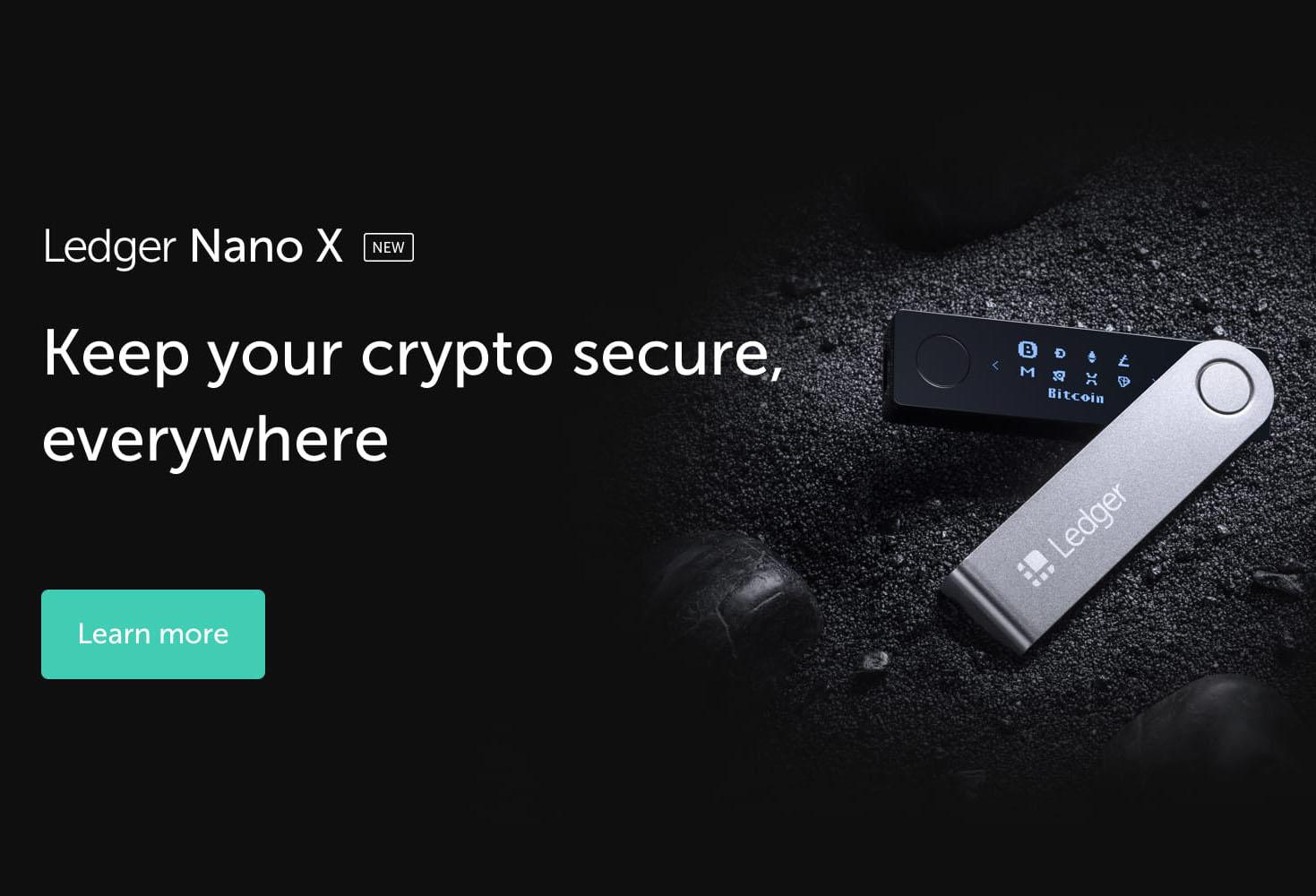 Ledger Nano X: Complete setup guide