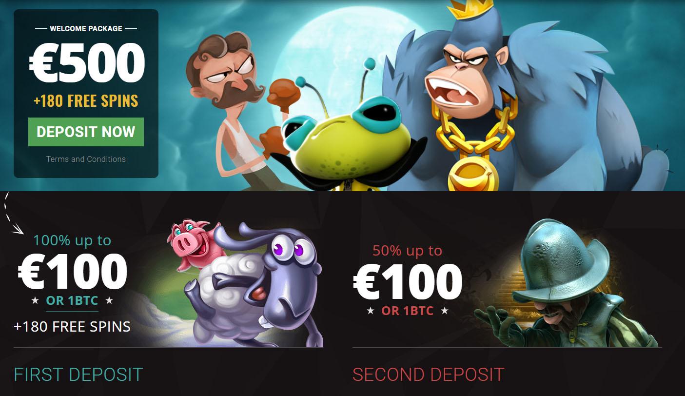 bitstarz deposit bonus