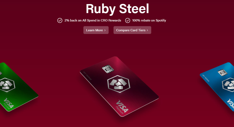Crypto.com MCO Visa