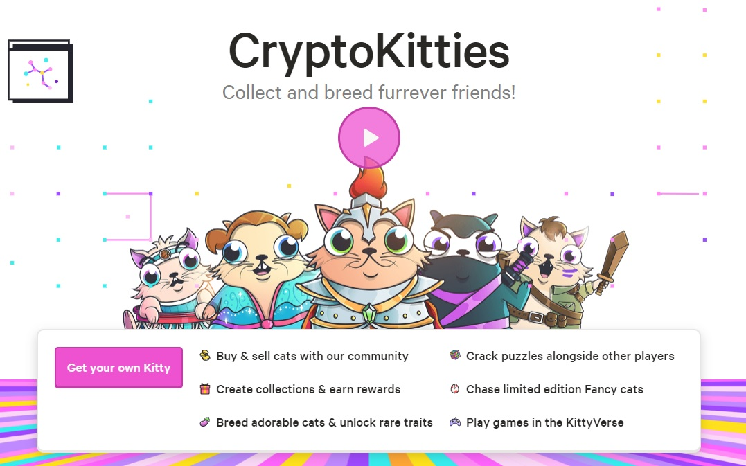 CryptoKitties 2020