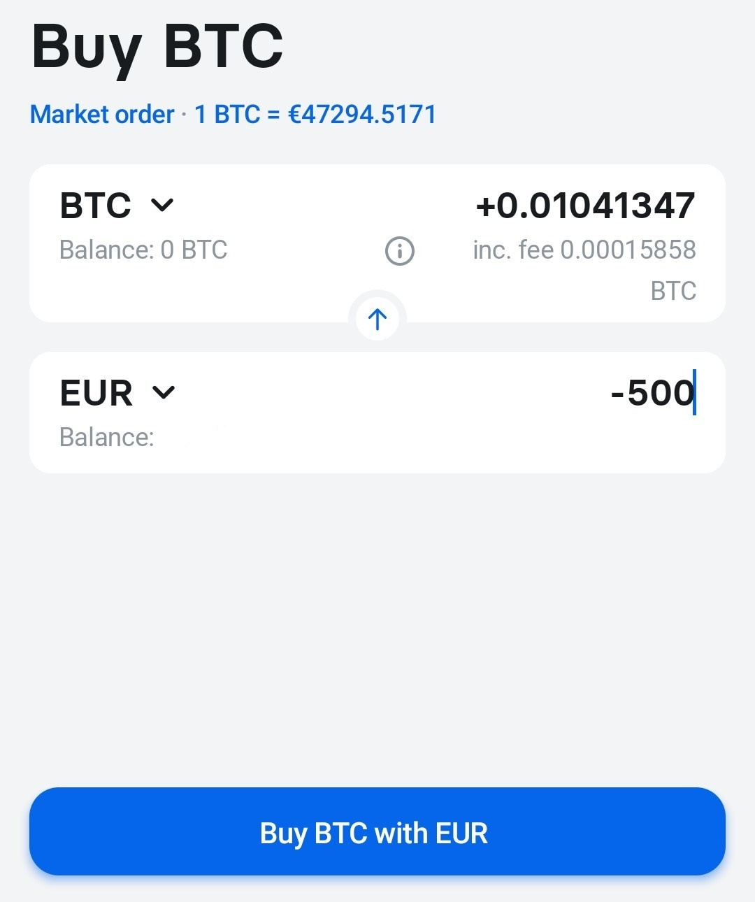 revolut buy bitcoin