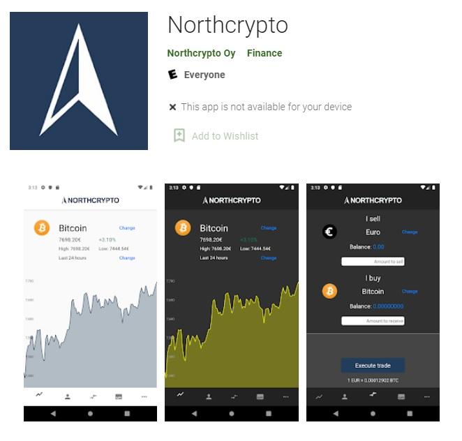 northcrypto mobile