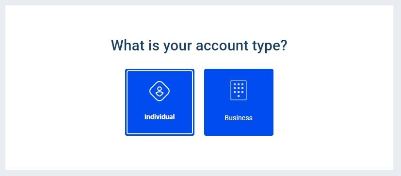 blockfi account type